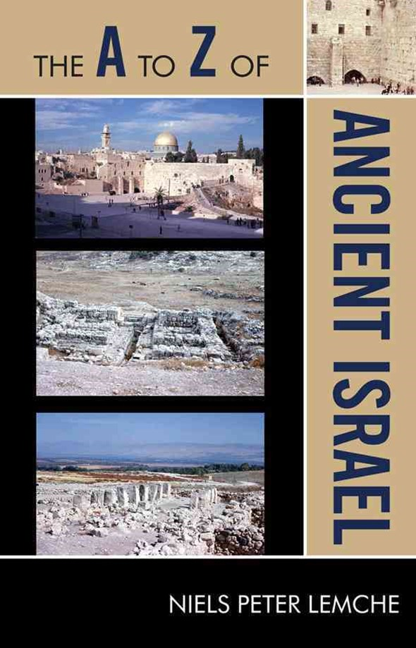 The A to Z of Ancient Israel