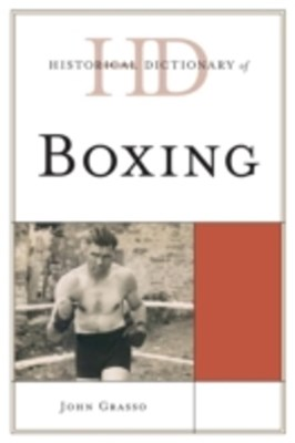 (ebook) Historical Dictionary of Boxing