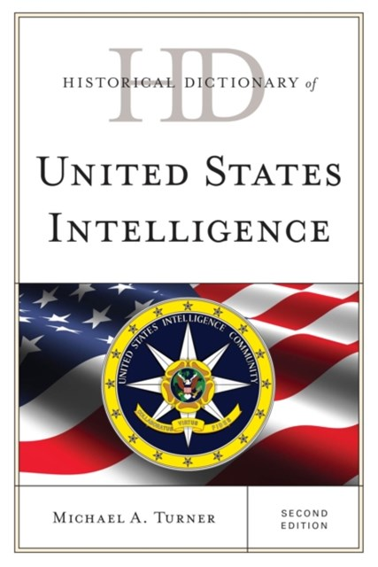 (ebook) Historical Dictionary of United States Intelligence
