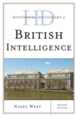 (ebook) Historical Dictionary of British Intelligence