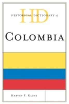 (ebook) Historical Dictionary of Colombia