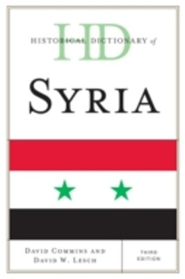 Historical Dictionary of Syria