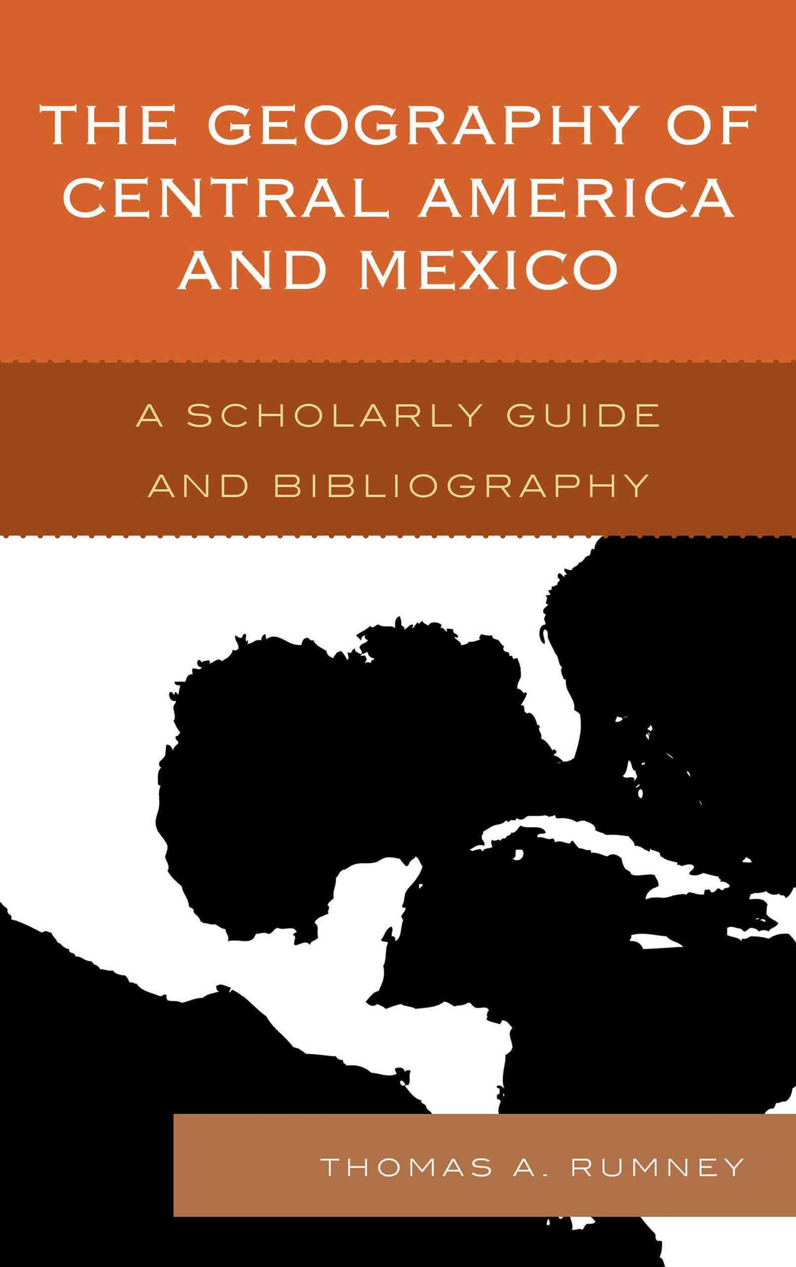 Geography of Central America and Mexico