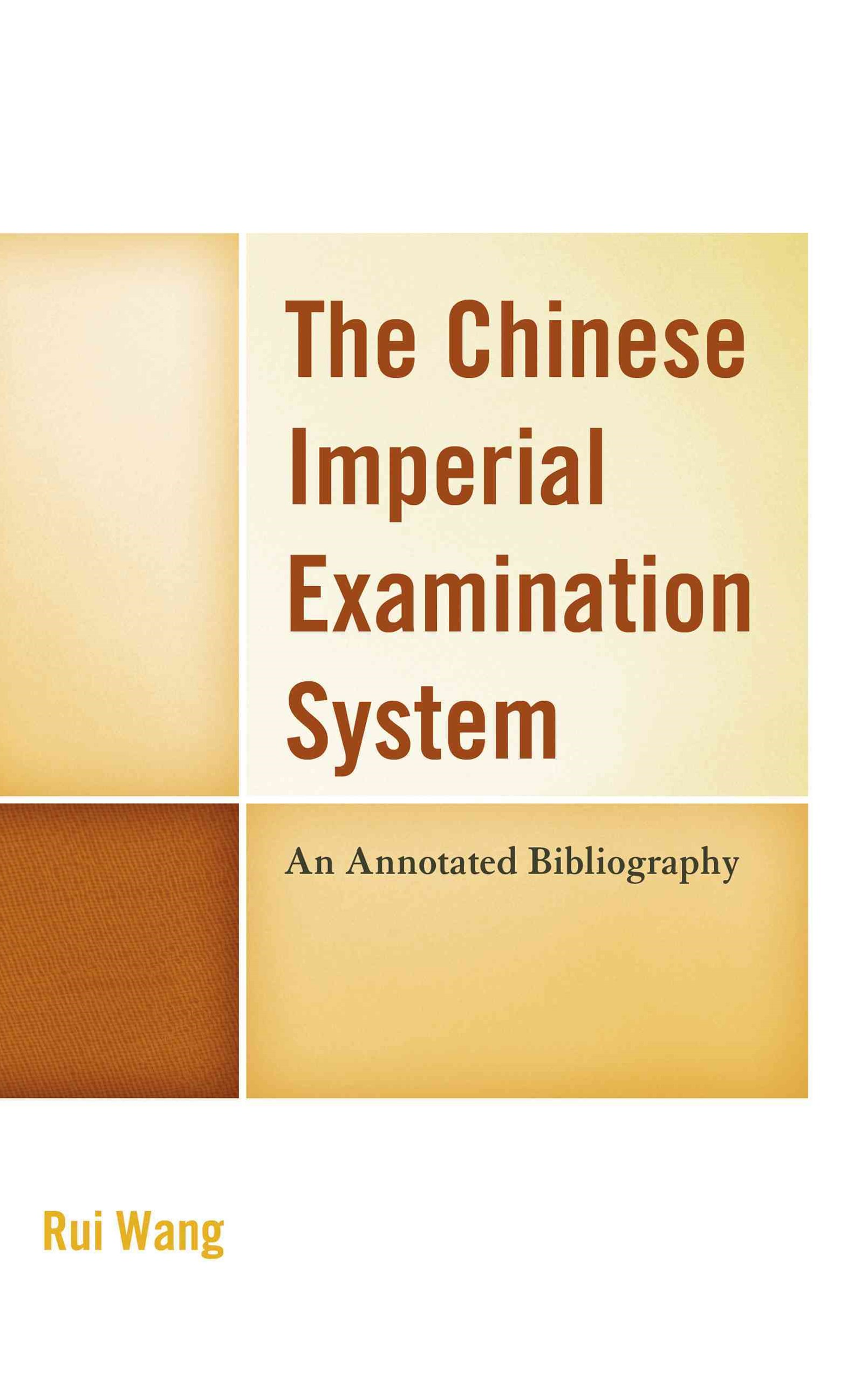 The Chinese Imperial Examination System