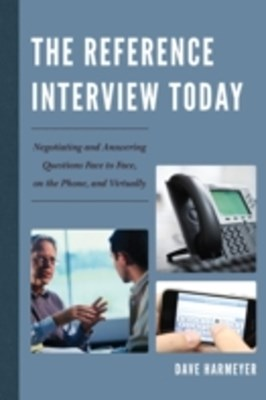 (ebook) Reference Interview Today