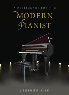 (ebook) Dictionary for the Modern Pianist - Entertainment Music Technique