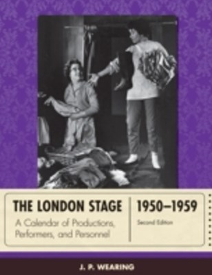 London Stage 1950-1959