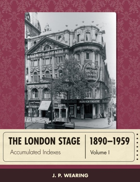 London Stage 1890-1959