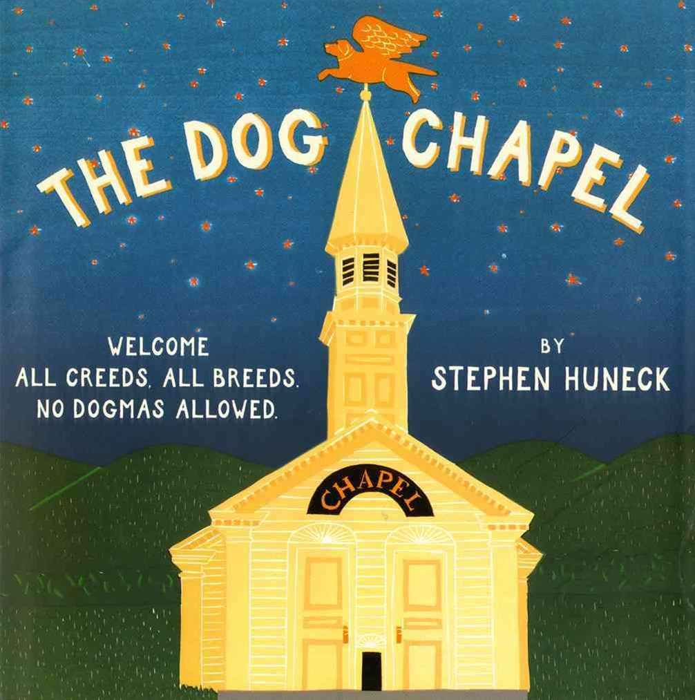 Dog Chapel: Welcome All Breeds