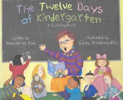 Twelve Days of Kindergarten