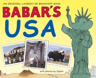 Babar's USA - Children's Fiction Intermediate (5-7)