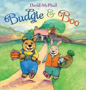 Budgie and Boo - Children's Fiction Intermediate (5-7)