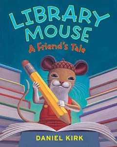Library Mouse - A Friend