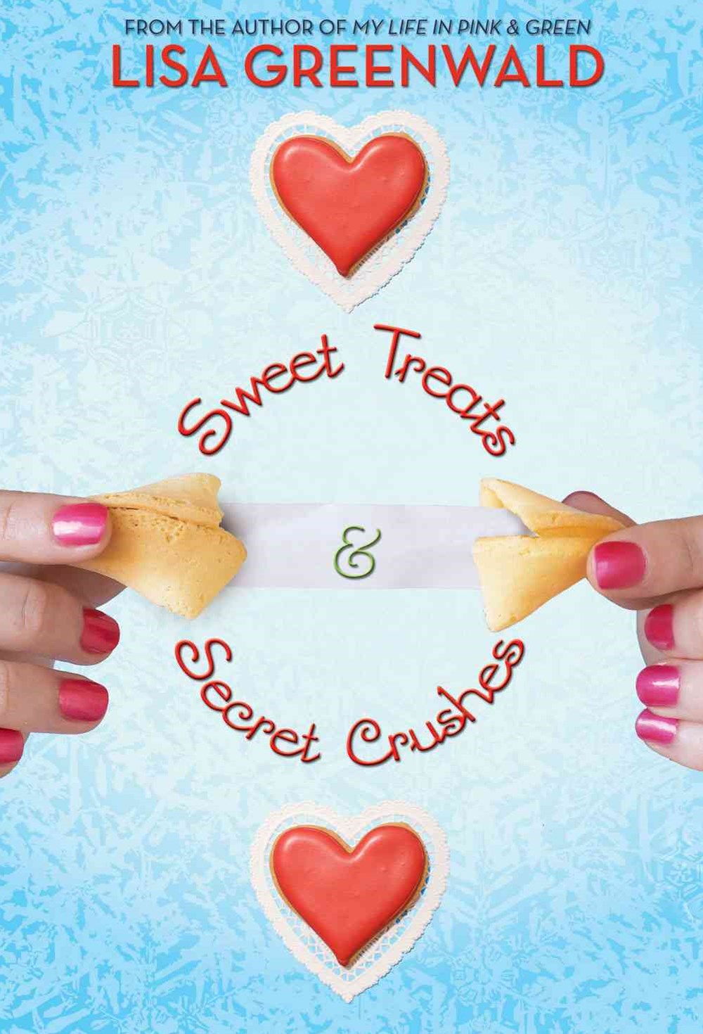 Sweet Treats and Secret Crushes