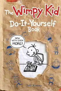 The Wimpy Kid by Jeff Kinney (9780810989955) - HardCover - Children's Fiction Older Readers (8-10)