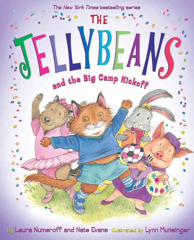 Jellybeans and the Big Camp Kickoff