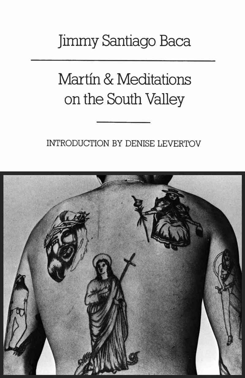 Martin and Meditations on the South Valley