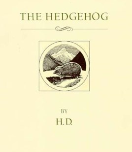 The Hedgehog by Hilda Doolittle, Perdita Schaffner, George Plank (9780811210690) - HardCover - Children's Fiction