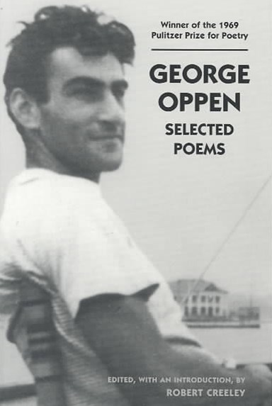 Selected Poems of George Oppen