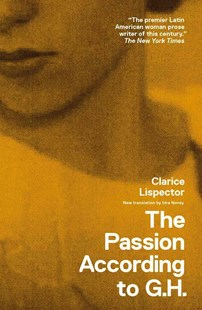 Passion According to G. H. by Clarice Lispector, Idra Norey, Benjamin Moser (9780811219686) - PaperBack - Modern & Contemporary Fiction General Fiction