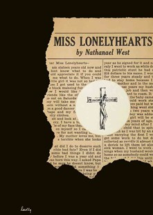 Miss Lonelyhearts by Nathanael West, Harold Bloom (9780811220934) - PaperBack - Modern & Contemporary Fiction General Fiction