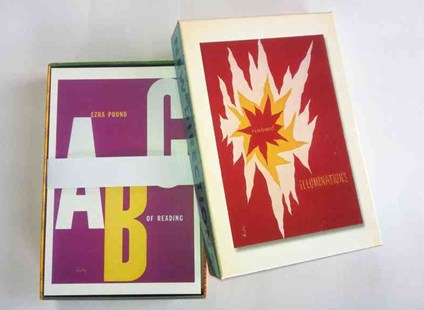 Alvin Lustig for New Directions - Art & Architecture General Art