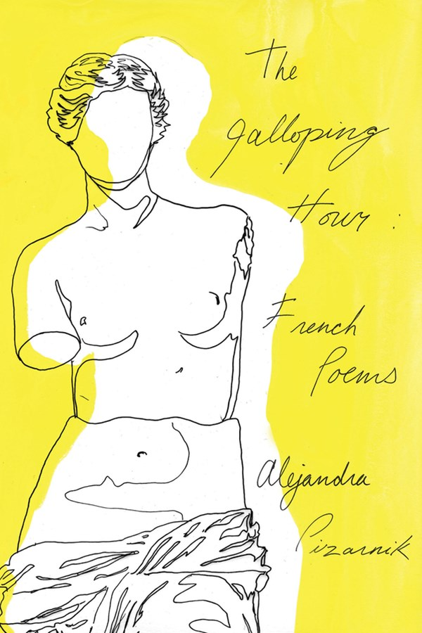 The Galloping Hour French Poems