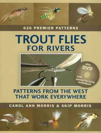 Trout Flies for Rivers