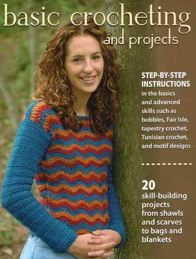 Basic Crocheting and Projects