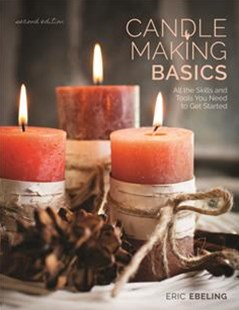 Candle Making Basics by Eric Ebeling, Alan Wycheck, Sandy Allison (9780811718363) - PaperBack - Craft & Hobbies