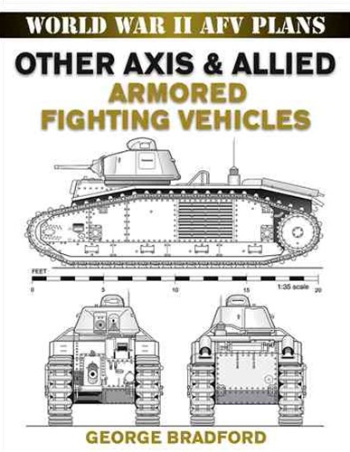 Other Axis and Allied Armored Fighting Vehicles