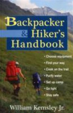 Backpacker and Hiker