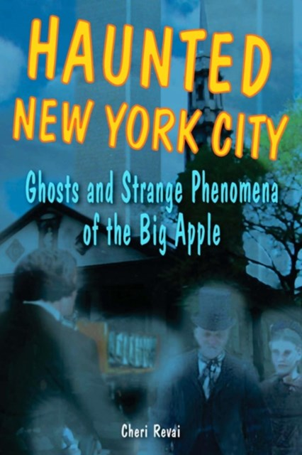 (ebook) Haunted New York City