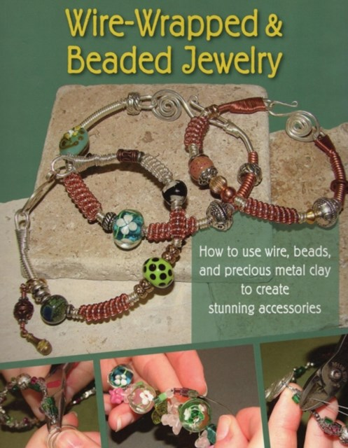 (ebook) Wire-Wrapped & Beaded Jewelry
