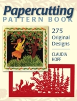 (ebook) Papercutting Pattern Book