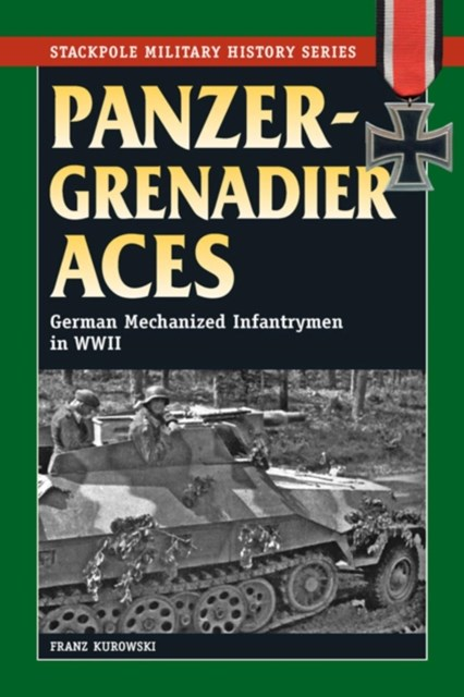 (ebook) Panzergrenadier Aces