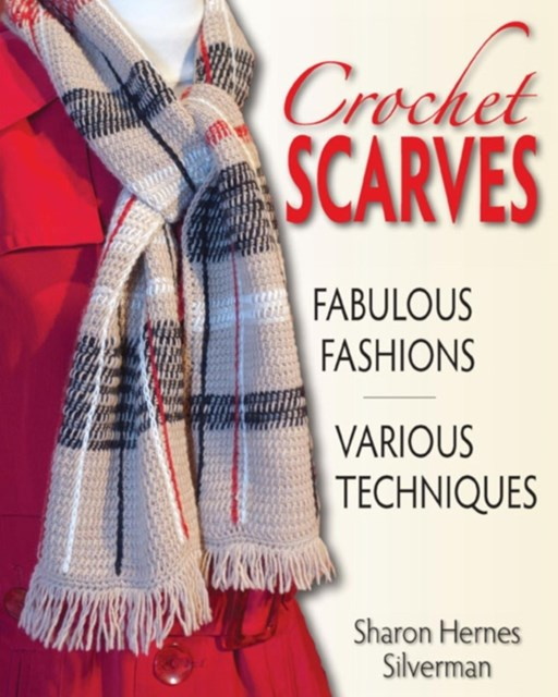 (ebook) Crochet Scarves