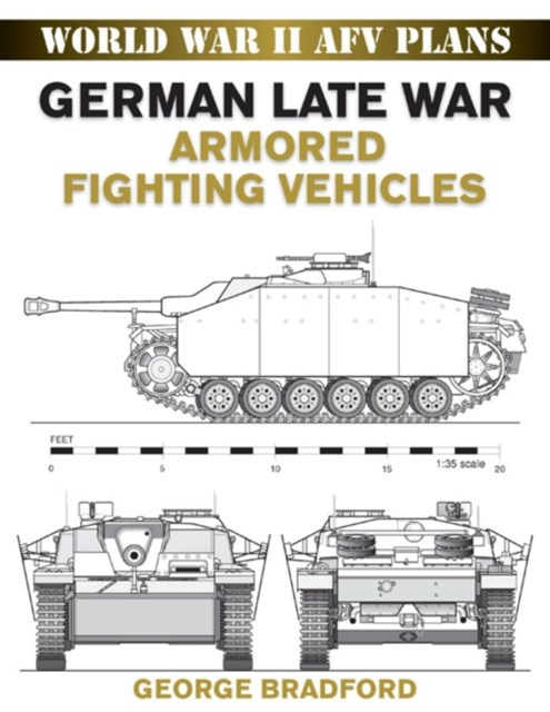 German Late War Armored Fighting Vehicles