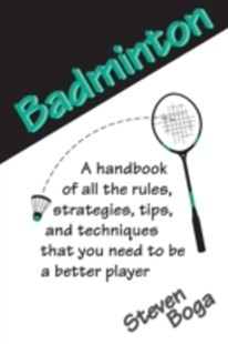 (ebook) Backyard Games: Badminton - Sport & Leisure Other Sports