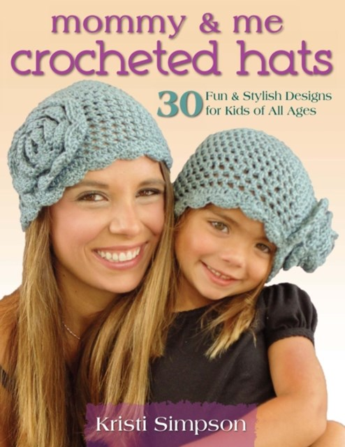 Mommy & Me Crocheted Hats