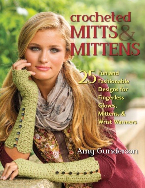(ebook) Crocheted Mitts & Mittens