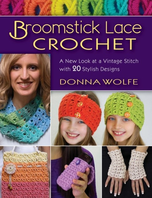 (ebook) Broomstick Lace Crochet