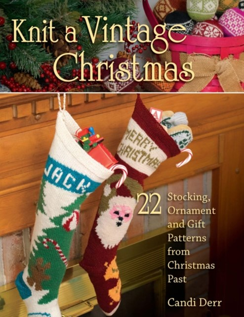 (ebook) Knit a Vintage Christmas