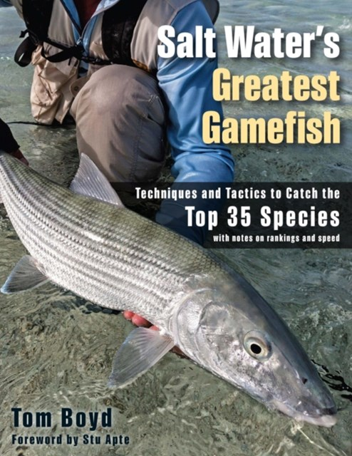 (ebook) Salt Water's Greatest Gamefish