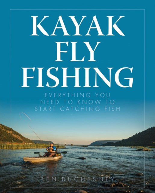 (ebook) Kayak Fly Fishing
