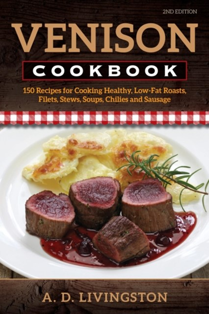 (ebook) Venison Cookbook