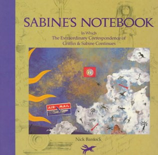 Sabine's Notebook by Nick Bantock (9780811801805) - HardCover - Adventure Fiction Modern