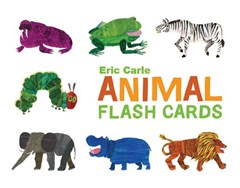 Eric Carle: Animal Flash Cards