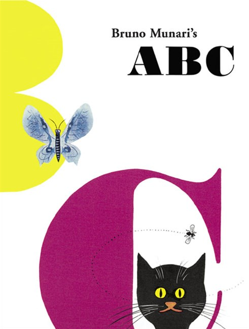 Bruno Munari's ABC