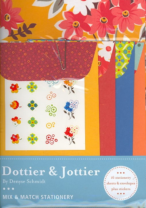 Dottier and Jottier Mix and Match Stationery